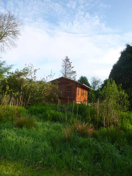 Damson cabin - Northlodge eco-camping